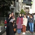 İstanbul Üniversitesi'ndeki Tacizci Hocaya İlişkin Basın Açıklaması