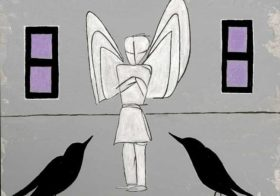 İsyanım  Çift  Kanatlı  Kuşlara